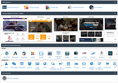 Web-Hosting-for-12 month/ 1Year-cPanel-Web-Builder-Unlimited-Domain-AUTO SSL