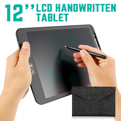 LCD Writing Tablet 8.5//6.5/'/' Handwriting Board Notepad /& Stand for Drawing Kids