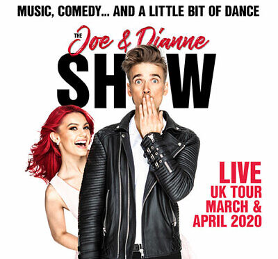 Joe and dianne tickets