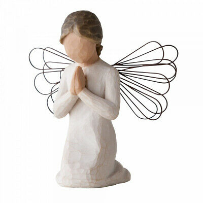 Willow Tree Angel of Prayer  Figurine Ornament 10.5cm 26012 RRP £21