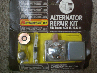 ALTERNATOR RECTIFIER FITS LUCAS 15 ACR 16 ACR 17 ACR 18 FOR ACR TYPE BRAND NEW