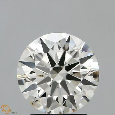 0.70 pour 0.75 CT Cvd / Hpht Diamant Rond Coupe Labo Grown Desseré vs / si 1