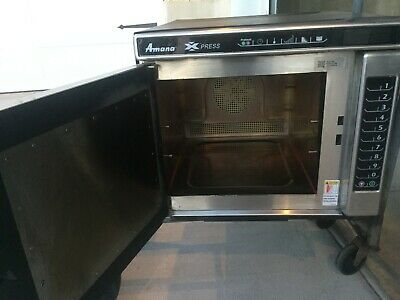 Amana ACE14 1400 Watts With Convection Cook Microwave Oven.