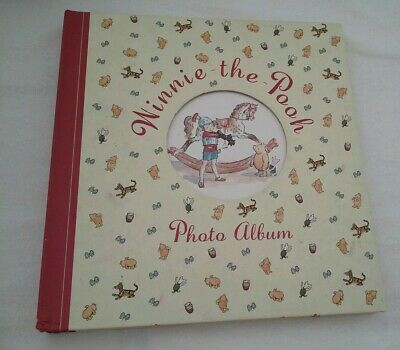 Winnie The Pooh Photo Album Book 20 Photos