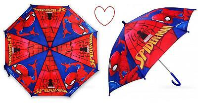 Marvel Official Licensed Spider-Man kids Boys Girls Children's Umbrella