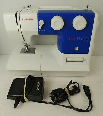 SINGER Sewing Machine Model E99670 Electric Powered with Foot Pedal