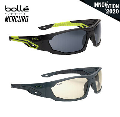 Bolle Safety Glasses Spectacles Goggles MERCURO Eyes Protection 2020 NEW VERSION