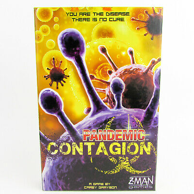 Pandemic Contagion Board Game (Z-Man Games)