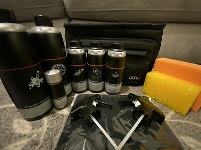 AUDI Any Car Cleaning Kit (Auto Glym) **L@@K** Amazing Products **L@@K**