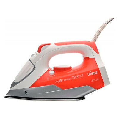 Steam Iron UFESA PV1000 0,25 L 20 g/min 2200W White Red