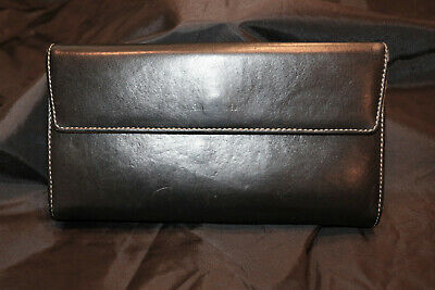 Kate Spade Leather Checkbook Wallet