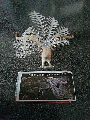 "Yowies original Series 5 ""Superb Lyrebird"" ULTRA RARE Free postage"