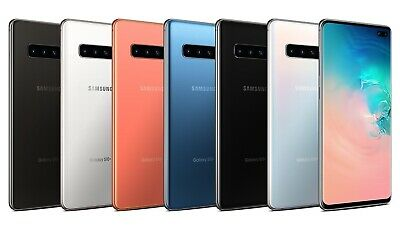 Samsung Galaxy S10+ Plus SM-G975U 128GB Factory Unlocked GSM CDMA - New Inbox