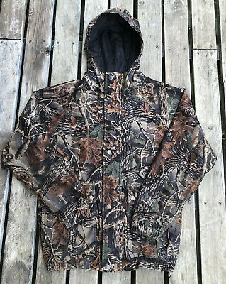 Ago Youth Hunting Jacket All Game Outfitters Size Large Hunt Gear Seclusion 3D