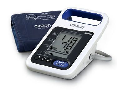 2X Omron HBP-1300 Blood Pressure Monitor Professional Clinically AAMI & 2 Cuffs>