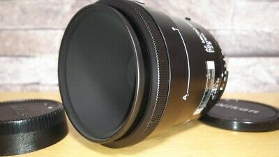 【NEAR MINT】Nikon AF Micro Nikkor 55mm f/2.8 Micro Closeup Lens From JAPAN #006
