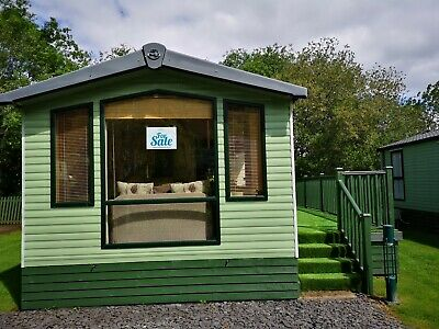 Luxury Static Caravan Holiday Home For Sale Bala North Mid Wales Stunning Views