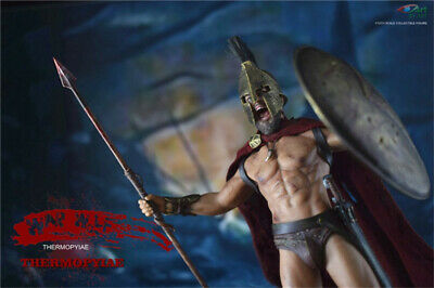 BY-ART War Wolf Warrior The King Of Sparta BY-S01 1/12 hot figure toys in stock