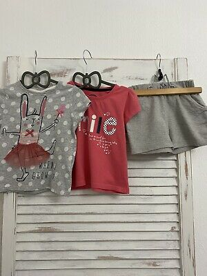 Baby Girl Bundle 1-2 Years Vgc Top From Next Other Top And Shorts