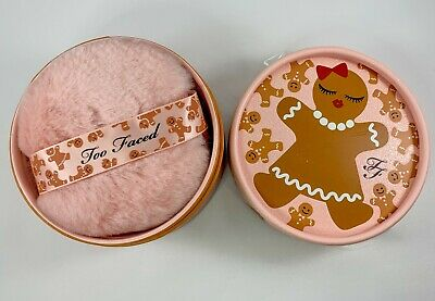 TOO FACED ~ Gingerbread Sugar Kissable Body Shimmer, NEW & SEALED
