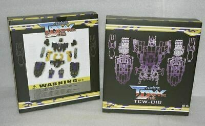 Transform Dream Wave TCW-01 EX Upgrade kit for IDW Bruticus parts in stock