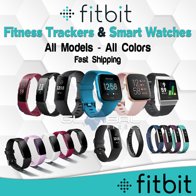 Fitbit Activity Tracker Fitness Wristband Smart Watch Step Sleep lot S/L Colors