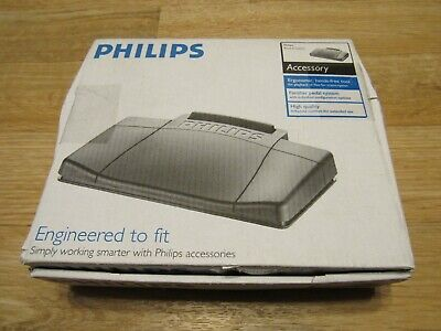 Philips 2310 Foot Control Ergonomic Slim pedal dictation