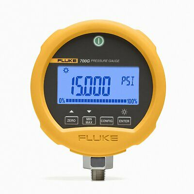 Fluke 700RG29 Digital Pressure Gauge -14 to 3000 psi  200 Bar