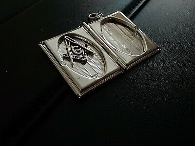 Square /& Compasses With G Cut-Out Silver-Plated Masonic Spoon LAST ONE
