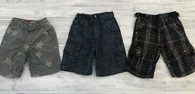 Boys Shorts Bundle Next Ben Sherman Age 3-4