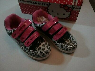 Hello Kitty Girls Trainers Size UK 11 - Brand New