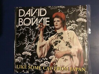 David Bowie - Rare Triple Cd Like Some Cat From Japan