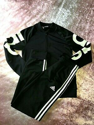 Girls Adidas Tracksuit Age 13-14 Years