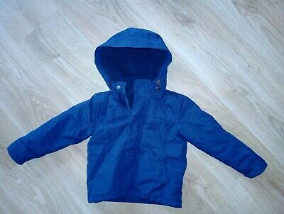Boys Navy Blue Howick Jacket 2-3 Years
