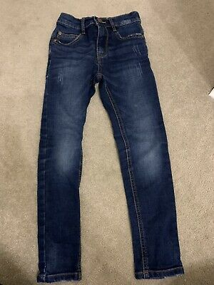Boys Denim Next Skinny Jeans Age 7