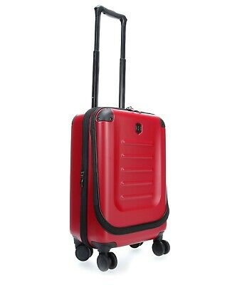 """Victorinox Spectra 2 Expandable Dual Access Global Carry-On Spinner Luggage 22"""""""