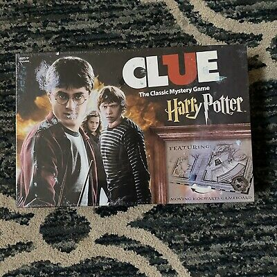 Clue Harry Potter Board Game | Travel Through Hogwarts Castle to Solve Hasbro