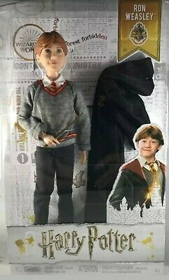 "Harry Potter Wizarding World Ron Weasley 10"" Action Figure FREE FREE SHIPPING"