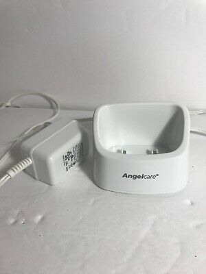 Angelcare Baby Movement Monitor AC401 Replacement Charger Cradle Base w/Cord
