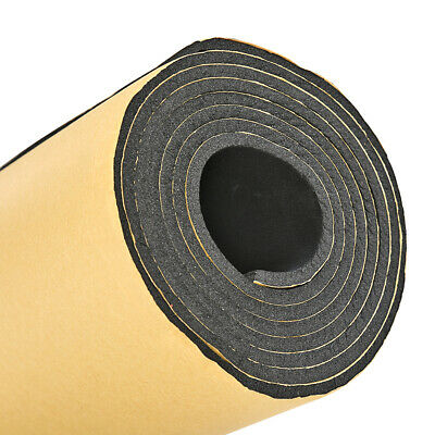 1X3m Roll Car Van Sound Proofing Deadening Insulation Closed Cell Foam Thick 6mm