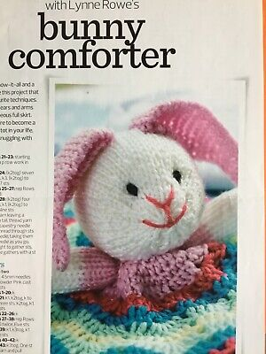 CROCHET PATTERN TO MAKE **FANCY NANCY/' MATINEE SET AND BUNNY COMFORTER TO MAKE.