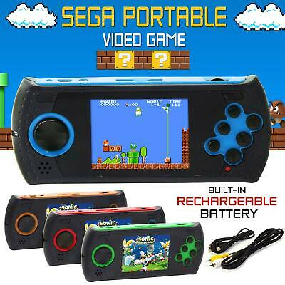2.8'' Portable Video Game Handheld Console Sega Premium Retro Mega drive PVP UK