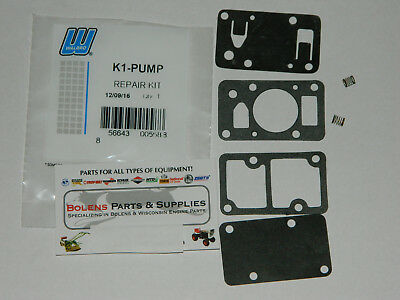 Gasket Set For Walbro 300-691 Kit And The Tecumseh 33010 Kit Fuel Pump