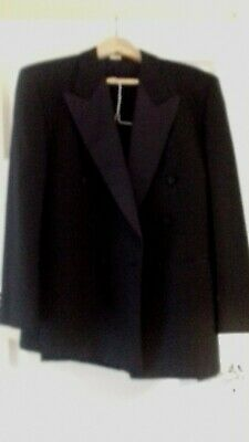 Gents Tuxedo Evening Suit - Mint Condition - Double Breasted