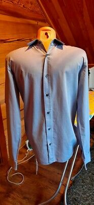 Hugo Boss Red Label Men Shirt Size S Slim Fit Boys Hugo