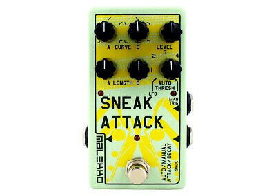 Malekko Sneak Attack Attack/Decay and Tremolo DEMO