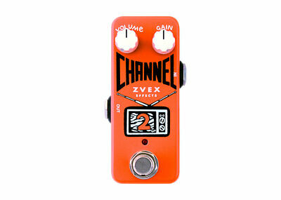 ZVEX Effects Channel 2 Boost GENTLY USED