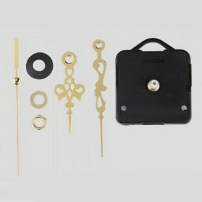 Replacement Parts for Quartz Battery Powered Wall Clock Sets Movement Mechanism