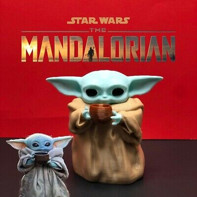 Baby Yoda - The Child - Mandalorian - Star Wars Figure