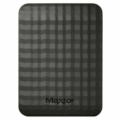 "Hard Disk Esterno 4TB 2,5"" USB 3.0 Super Speed Autoalimentato Maxtor HD 4000GB"